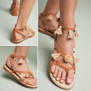 f36ca0e58375 Soludos Shoes - Soludos x Anthropologie Panarea Leather Tassel
